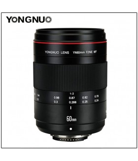 YONGNUO Макро объектив YN60mm F2NE MF